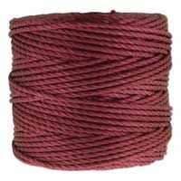 S-Lon, Super Lon Heavy Macrame Cord Tex400 Wine
