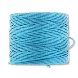 S-Lon, Superlon Tex 210, 0.5mm Bead Cord Bermuda Blue
