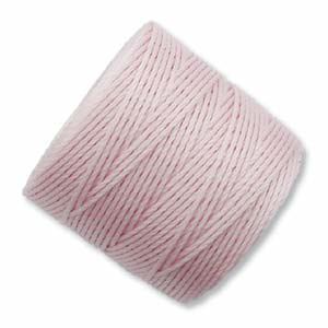 S-Lon, Superlon Tex 210, 0.5mm Bead Cord Blush