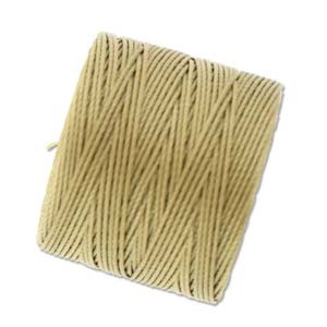 S-Lon, Superlon Tex 210, 0.5mm Bead Cord Bronze
