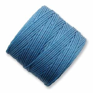 S-Lon, Super Lon Bead Cord Tex210 Carolina Blue