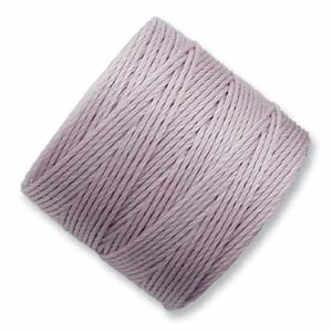 S-Lon, Superlon Tex 210, 0.5mm Bead Cord Lavender
