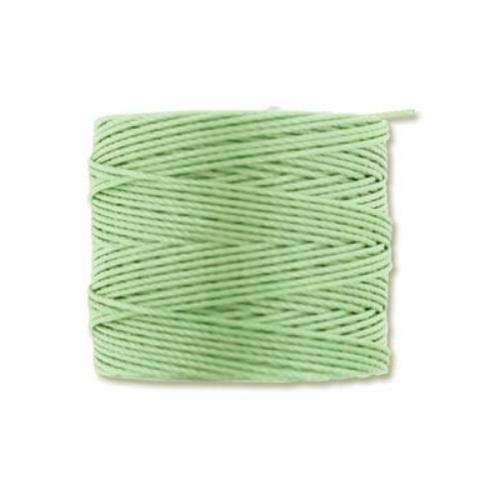 S-Lon, Superlon Tex 210, 0.5mm Bead Cord Mint