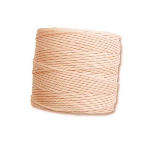 S-Lon, Superlon Tex 210, 0.5mm Bead Cord Natural
