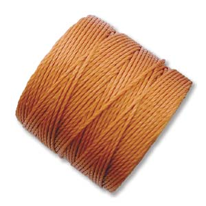 S-Lon, Superlon Tex 210, 0.5mm Bead Cord Rust