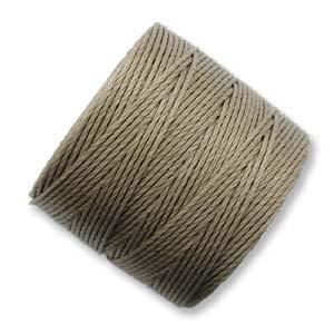 S-Lon, Superlon Tex 210, 0.5mm Bead Cord Sand