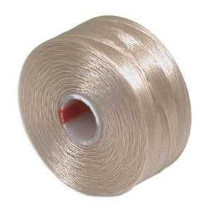 S-Lon, Super Lon Size D Thread Beige