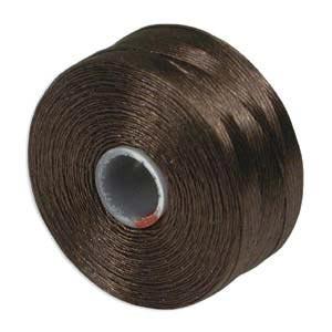 S-Lon, Super Lon Size D Thread Brown