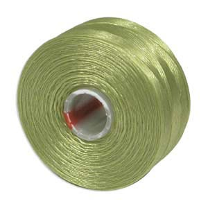 S-Lon, Super Lon Size D Thread Charteuse
