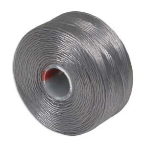 S-Lon, Super Lon Size D Thread Grey
