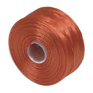 S-Lon, Super Lon Size D Thread Orange