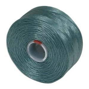 S-Lon, Super Lon Size D Thread Sea Foam Green
