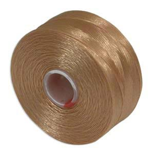 S-Lon, Super Lon Size D Thread Tan