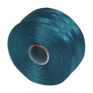 S-Lon, Super Lon Size D Thread Teal