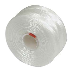 S-Lon, Super Lon Size D Thread White