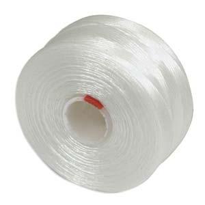 S-Lon, Super Lon Size D Thread White