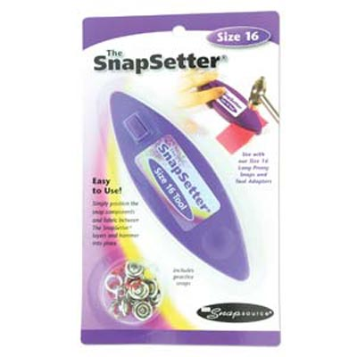 The SnapSetter® Snap & Set Size 16 Tool