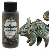 Swellegant Metal Coatings - Bronze 2oz Bottle