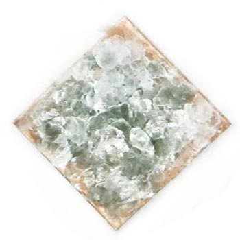 ICED Enamels® – Shattered Mica - Silver