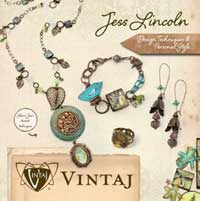 Vintaj Technique Book: Jess Lincoln Design Techniques and Personal Style