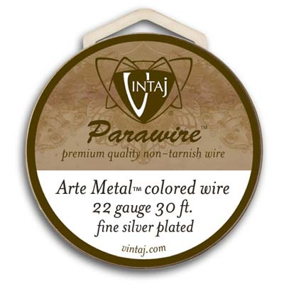 Vintaj by ParaWire - Wire 22g Arte Metal (30FT)