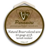Vintaj by ParaWire - Wire 20ga Vintage Bronze (45ft)