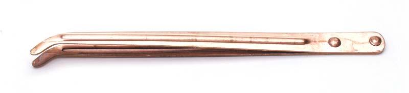Tweezers ~ Copper Pickling Tweezer ~ Jewellers Tool