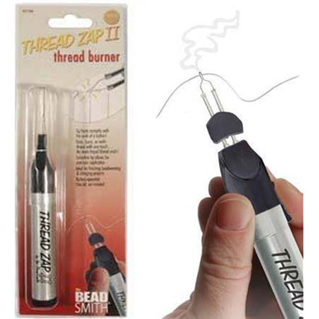 Thread Zap II - thread zapper burner by the Beadsmith