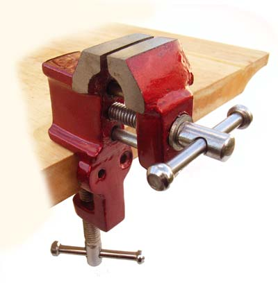 Mini Vice Tool - Bench Clamp