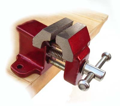 Mini Vice Tool - Bench - Fixed