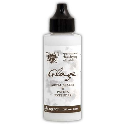Vintaj Gloss Glaze 2oz. by Ranger