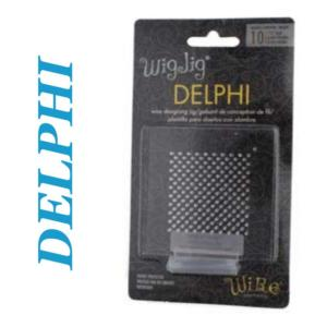 Beadsmith WigJig Delphi, Wire Designing Wig Jig
