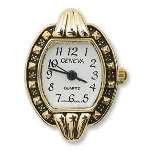 Watch Face for Beading ~ GOLD - 05