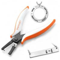 ImpressArt 2mm Heart Hole Punch Pliers for Metal Stamping Blanks