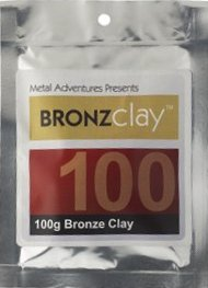 BRONZclay™ - Bronze Metal Clay - 100g