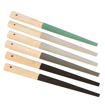 Sanding Stick Round x1