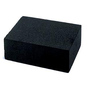 Charcoal Soldering Block 8x6x3cm