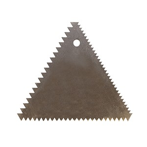 3-Sided Triangle Texturing Tool for Clay