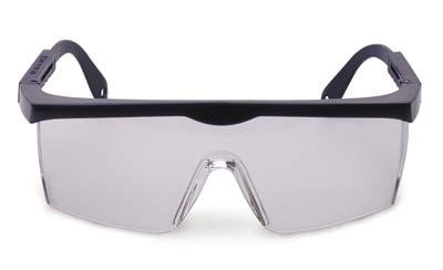Eurotool Safety Glasses - wrap-around