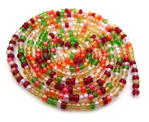 Czech Seed Beads 11/0 Tango mini hank