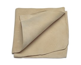 Chamois Polishing Cloth 10x10 inch (25x25cm)
