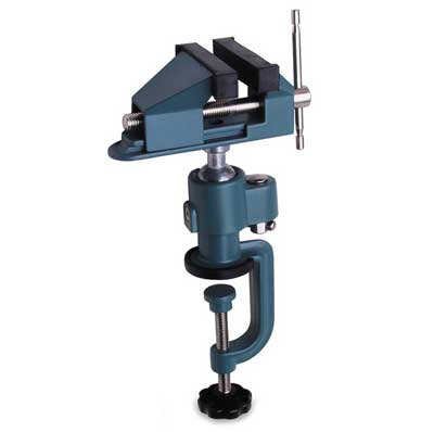 Table Top 3 inch Swivel Vice - Eurotool